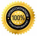 100% Гарантия профессионализма!